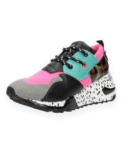 Multicolour sneakers