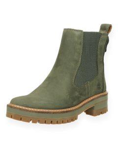 Kaki boots