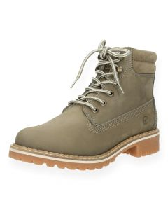 Taupe bottines