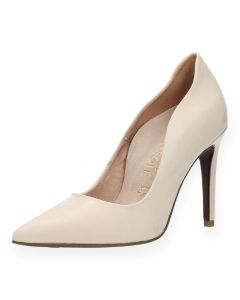 Lichtroze pumps