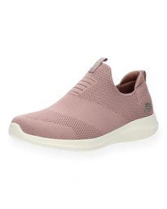 Roze slip-ons
