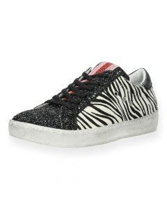 Zebra sneakers