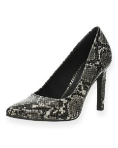 Slangenprint pumps