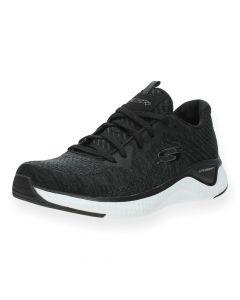 Zwarte baskets