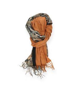 Slangenprint sjaal