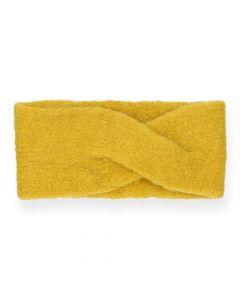 Gele haarband