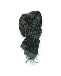 Luipaardprint sjaal