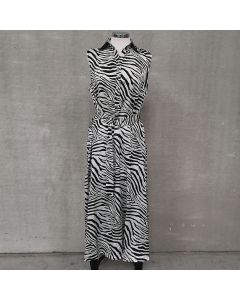Zebraprint kleedje