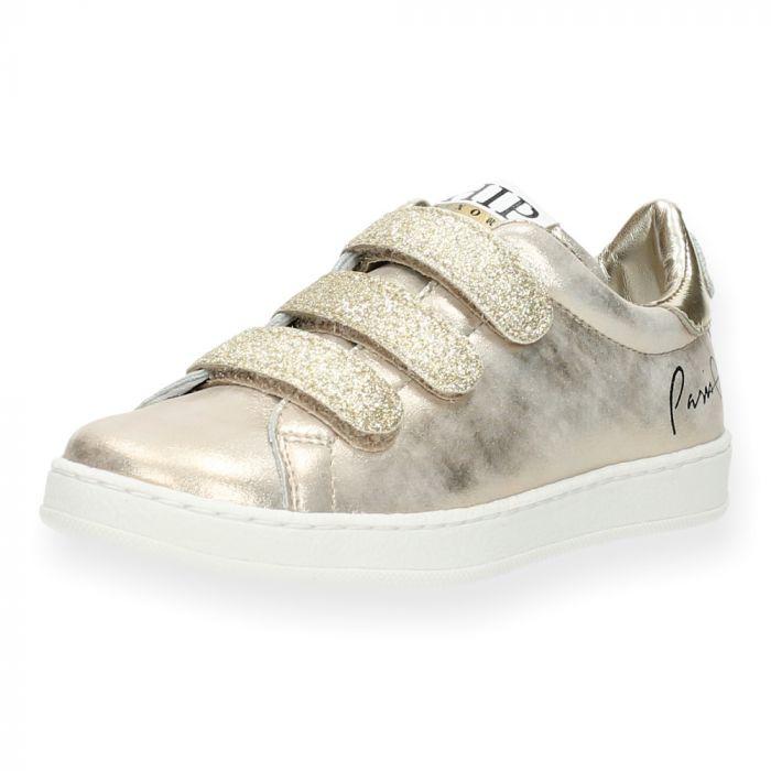 9b34b47d632 Gouden sneakers van Hip   BENT.be