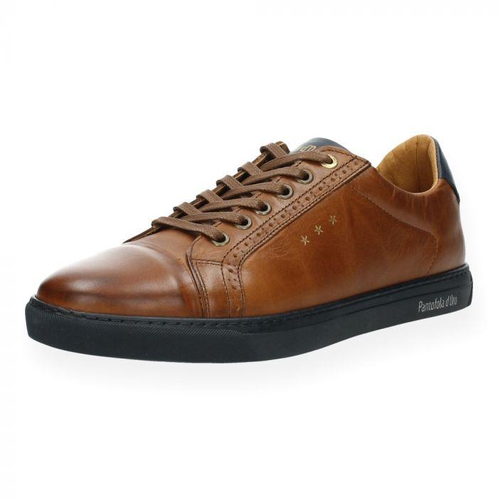 Cognac Van Bent be Sneakers Pantofola D'oro 0qxAB0C