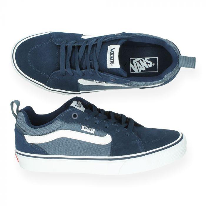 d04d7549a58 Blauwe sneakers van Vans   BENT.be