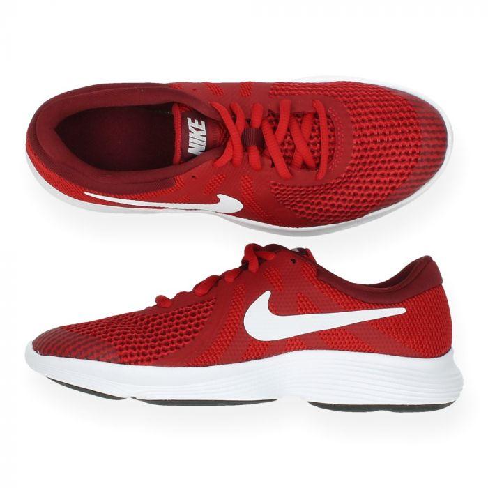 5e00bd16752 Rode baskets van Nike | BENT.be