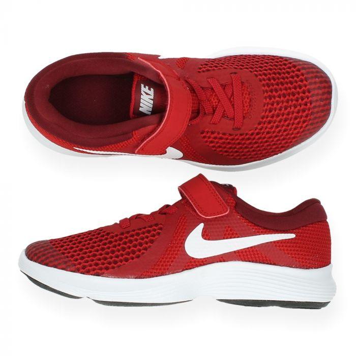 a74229d91db Rode sneakers van Nike | BENT.be
