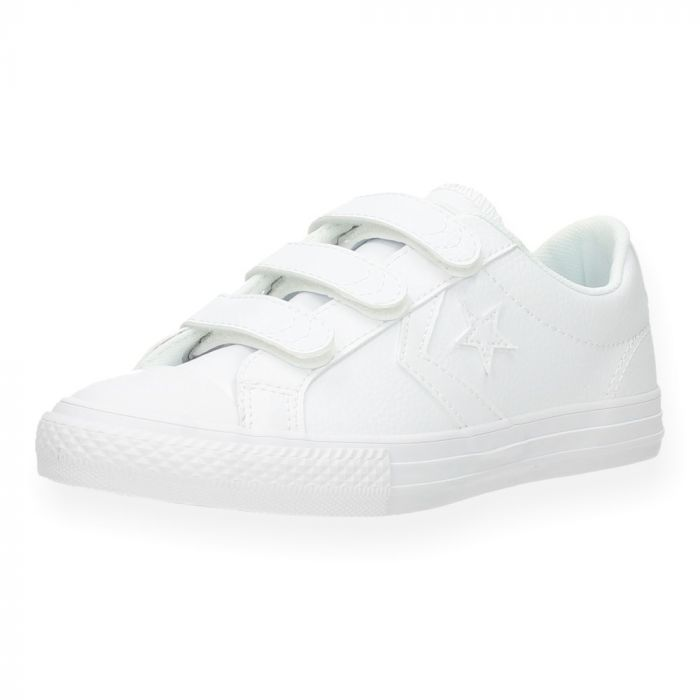 6937e11aeed Witte sneakers van Converse All Stars | BENT.be