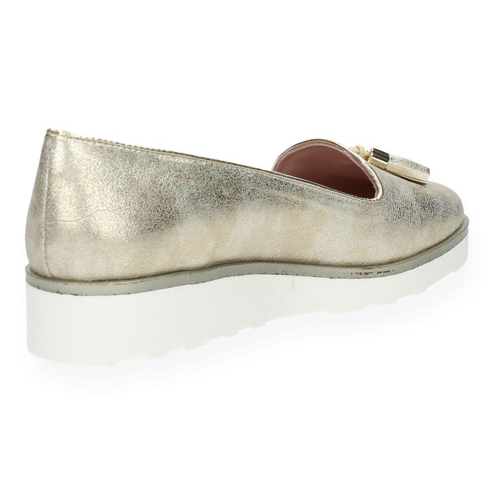 Gouden Gouden Loafers Van Van Gouden Bijoux Goud Loafers Loafers Bijoux Van Goud A4Lj35Rq