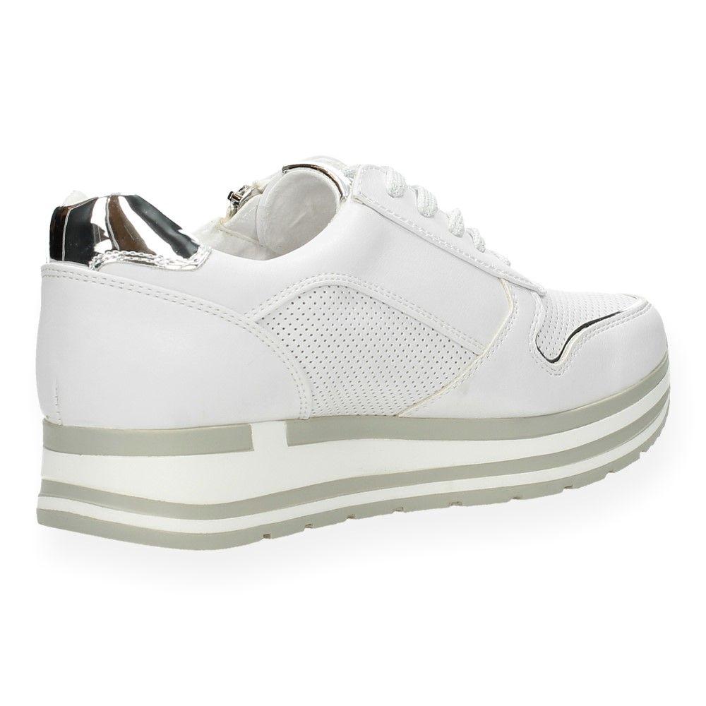 Marco Tozzi Wit Sneakers Witte Van 7yYgbf6v