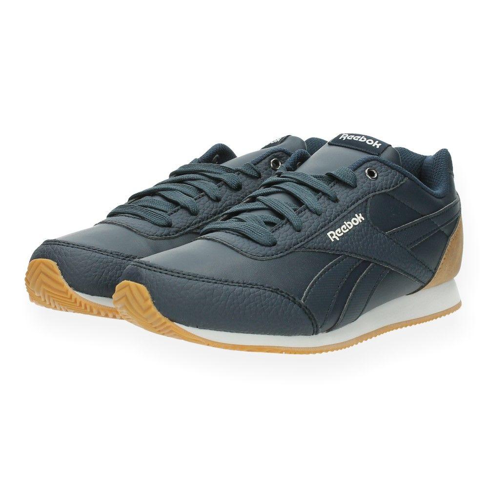Blauw Blauwe Van Reebok Blauwe Sneakers Van Sneakers f76Ybgy