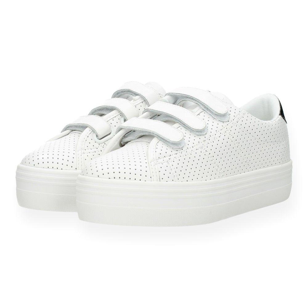 Witte No Wit Name Sneakers Van eQWdBCxro