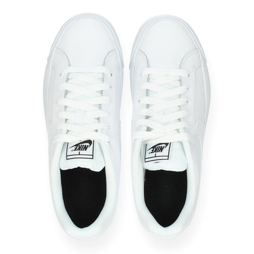 Sneakers Witte Wit Van Nike nwm8NvO0