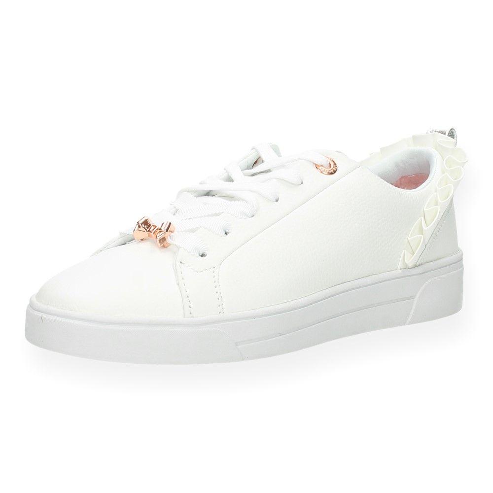 Van Ted Witte Wit Baker Sneakers 8kZ0nOPNXw
