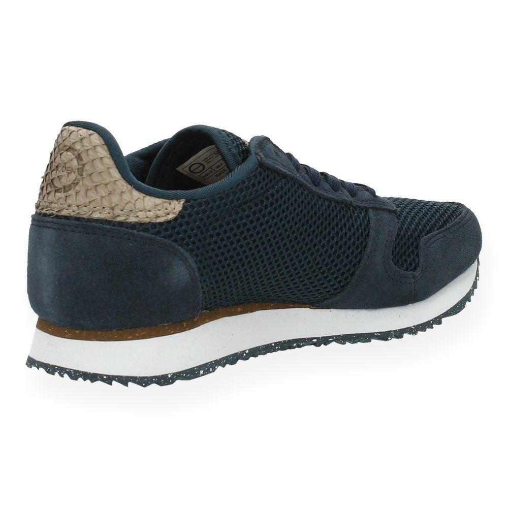 Blauwe Blauwe Sneakers Van Woden Sneakers Blauw Van QrsCxthdB