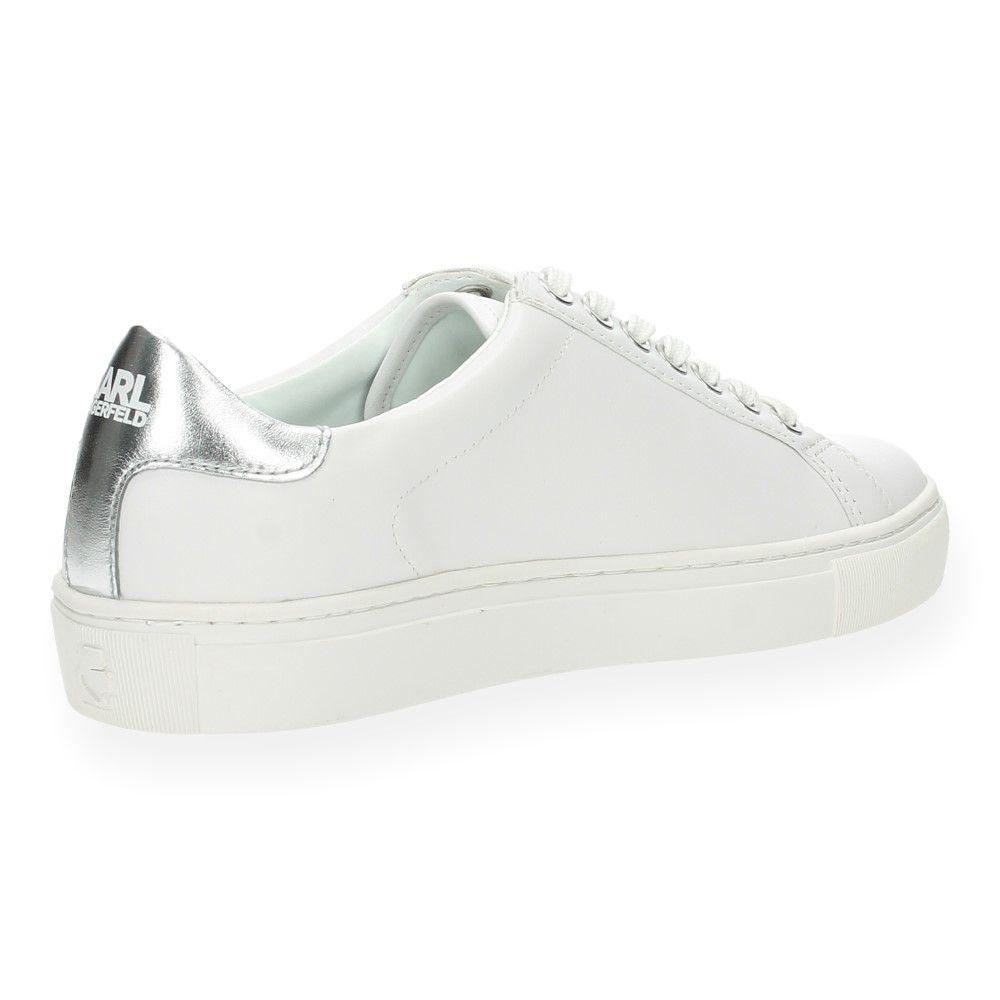 Van Witte Karl Lagerfeld Sneakers Wit Ybygf6v7