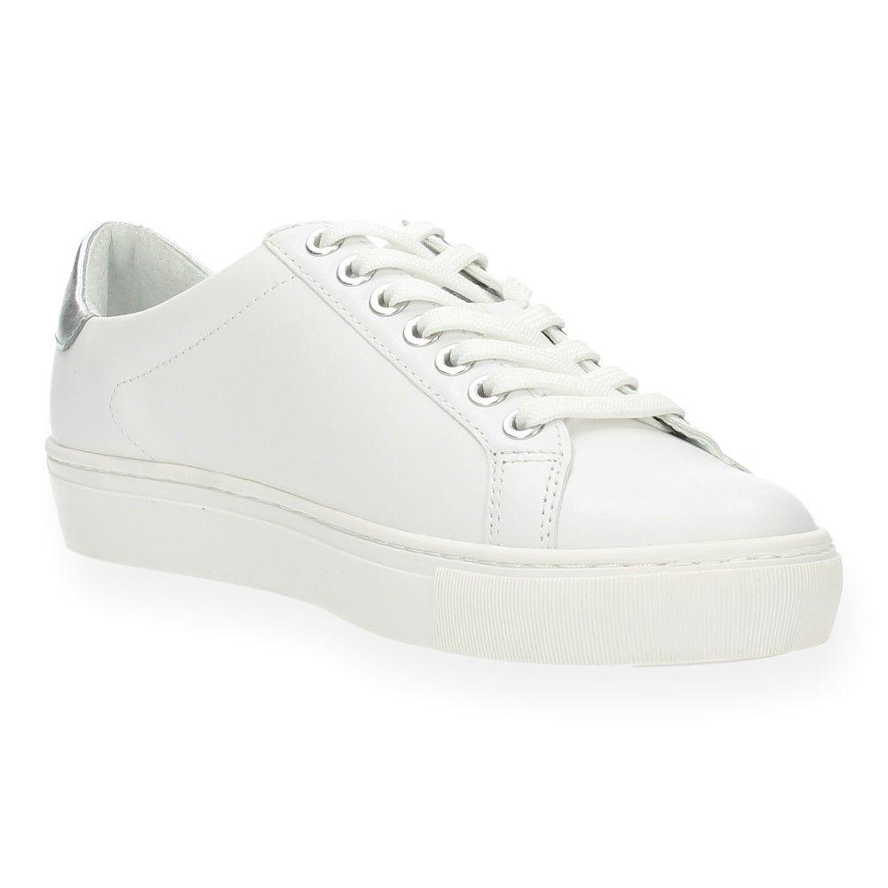 Van Witte Wit Lagerfeld Sneakers Karl ybf76Yg