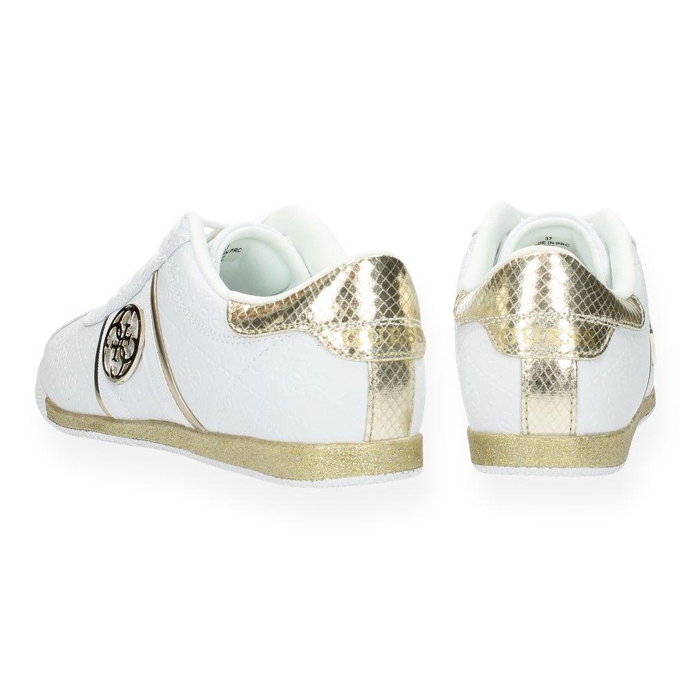 Witte Witte Wit Sneakers Van Sneakers Guess qVSUzMp