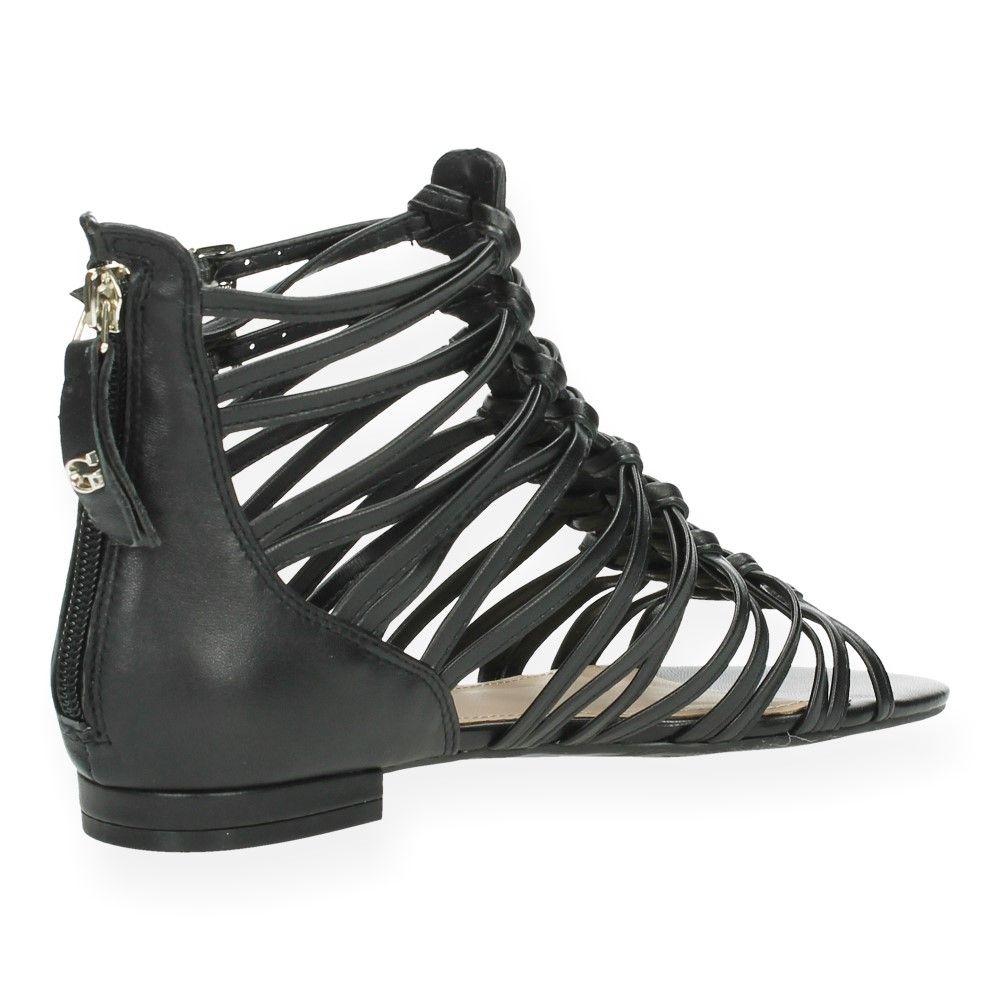 Guess Van Zwarte Sandalen Van Zwart Sandalen Zwarte 1KlFJTc