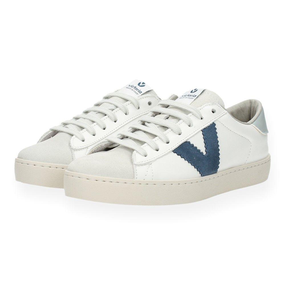 Witte Sneakers Victoria Witte Van Blauw Witte Sneakers Sneakers Blauw Victoria Van BerCxdo