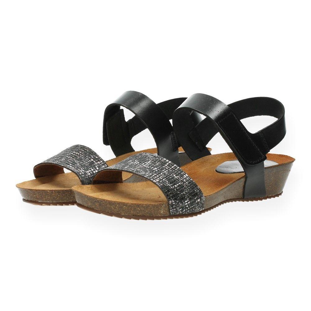 Van Hee Zwarte Van Sandalen Zwarte Zwart Sandalen 3TulK1cFJ