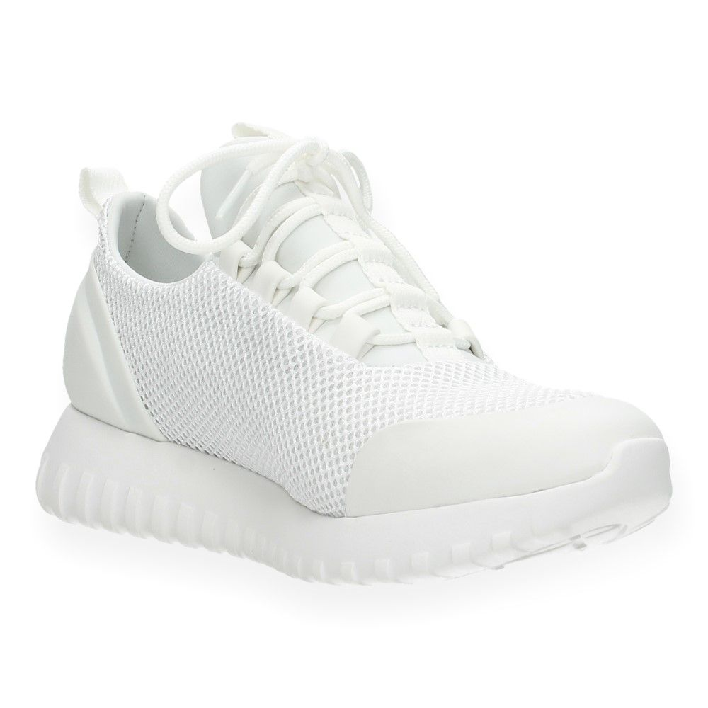 Witte Klein Wit Calvin Van Sneakers Jeans E92IDH