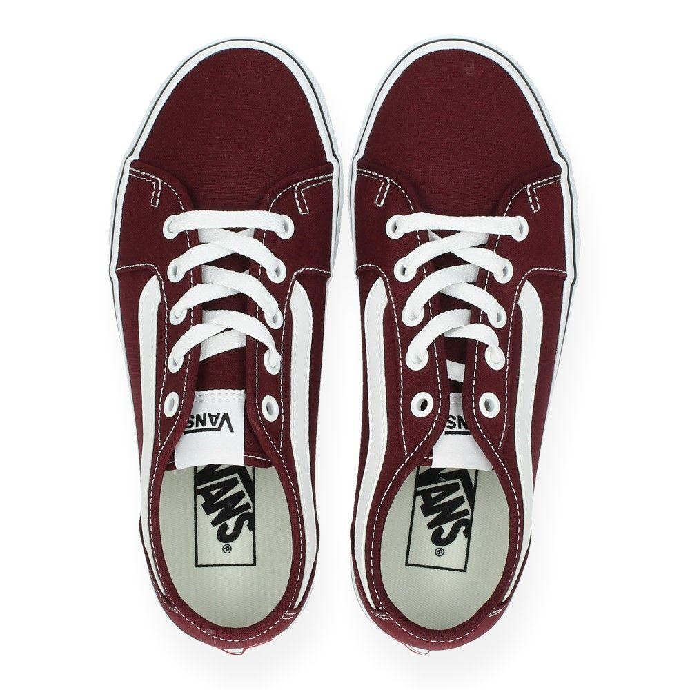 Vans Sneakers Bordeaux Bordeaux Sneakers Van knwP0O