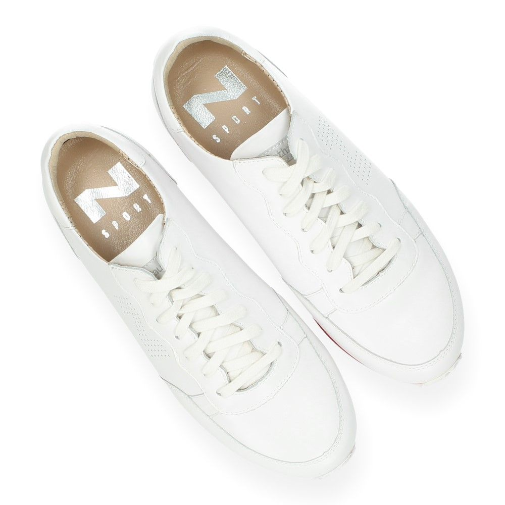 Nathan Van Witte baume Sneakers Wit doCxrBe