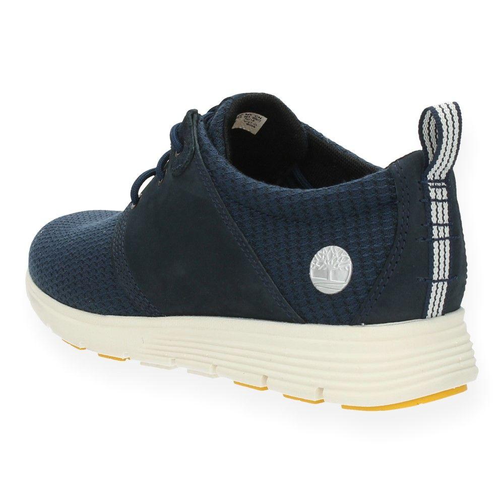 Timberland Blauwe Timberland Van Blauwe Sneakers Van Sneakers Blauw EYIWDH29
