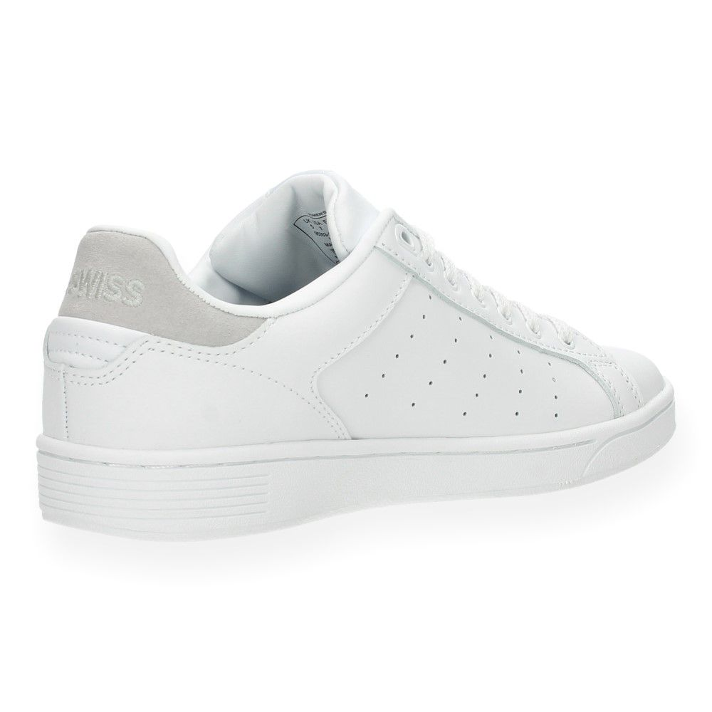 Wit swiss Sneakers Van Witte K SVLzpGUMq