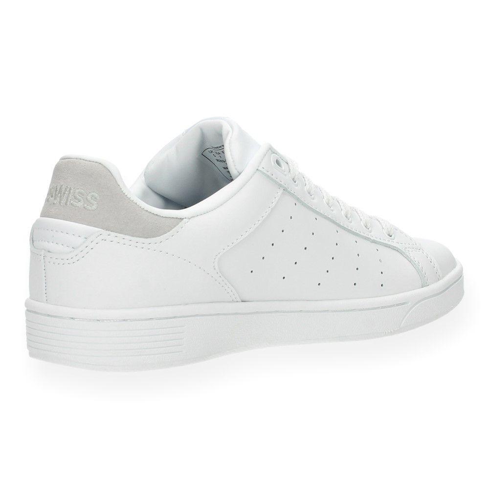 Wit swiss K Witte Sneakers Van O8Pnk0w