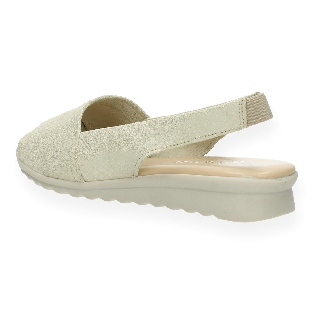 Beige Sandalen Soft Breeze Goud Van yfYvmI6gb7