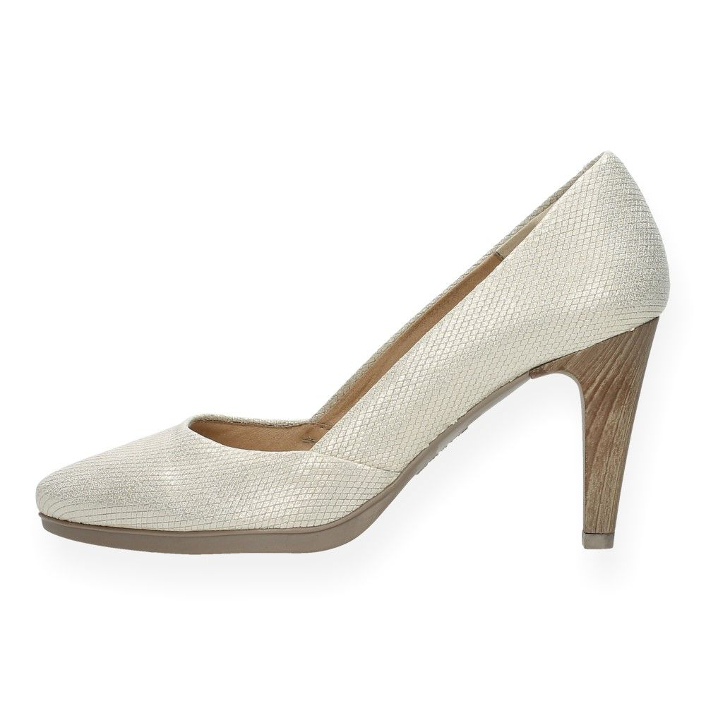 Pumps Desireé Platinum Beige Pumps Van Beige Van 6YIbfv7yg
