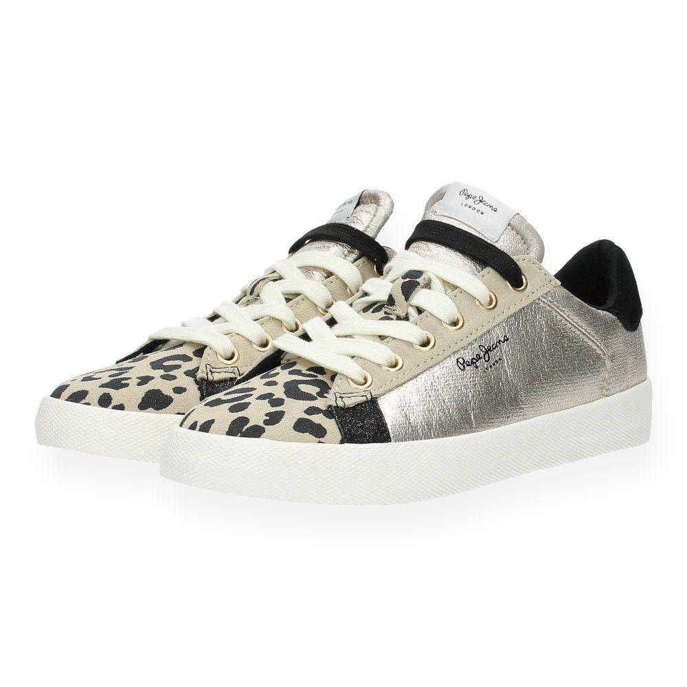 Multicolour Jeans Van Sneakers Pepe Le vN80mynwO