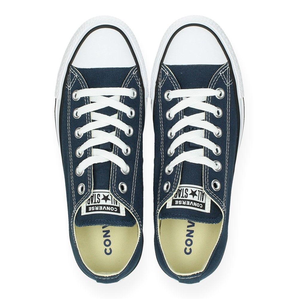 Converse Sneakers Navy Blauw All Van Stars Blauwe hQrsxtBdC