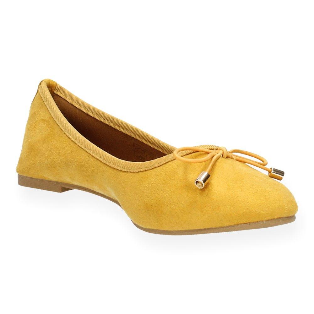 Van Ballerina's Van Gele Geel Gele Ballerina's Shoecolate f7YbyIv6g