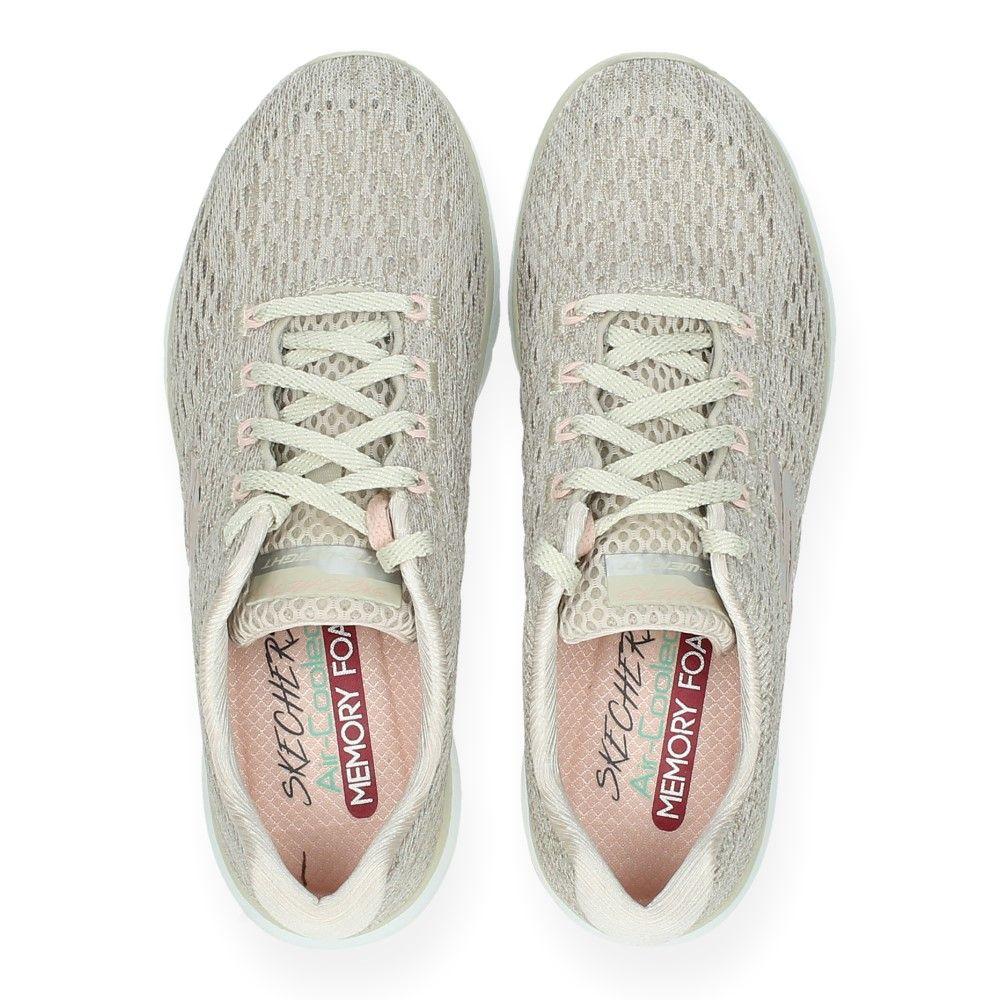 Beige Skechers Sneakers Sneakers Beige Van vPmyN8nwO0