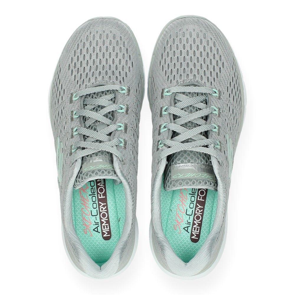 Van Sneakers Sneakers Grijs Grijze Van Skechers Skechers Grijze eWdBCxor