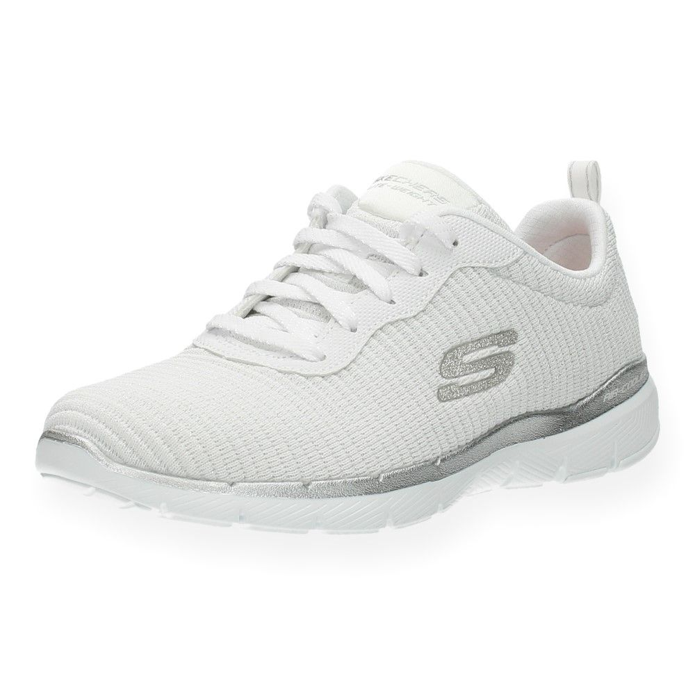 Witte Sneakers Skechers Wit Witte Wit Van Sneakers Skechers Van Witte Van Sneakers CsdQrth