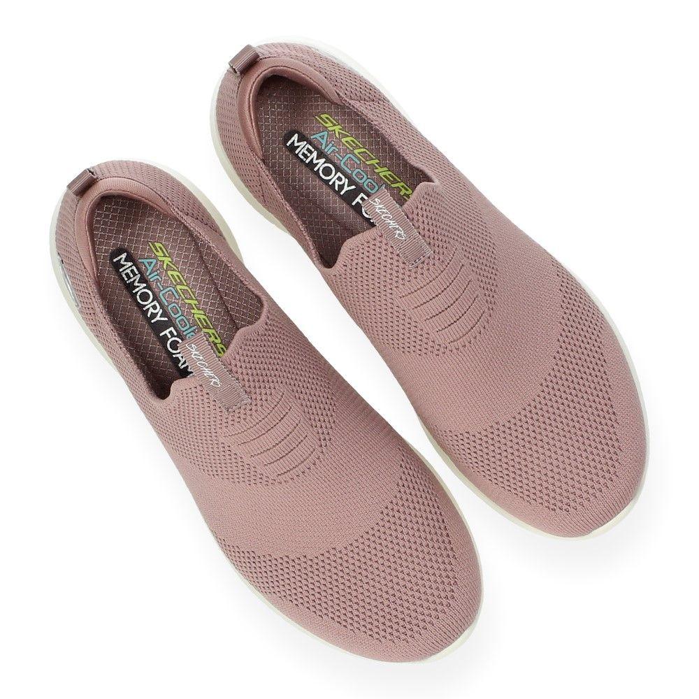 Roze Skechers Skechers Roze Slip Van Van Slip ons ons Roze dtrsChxQ