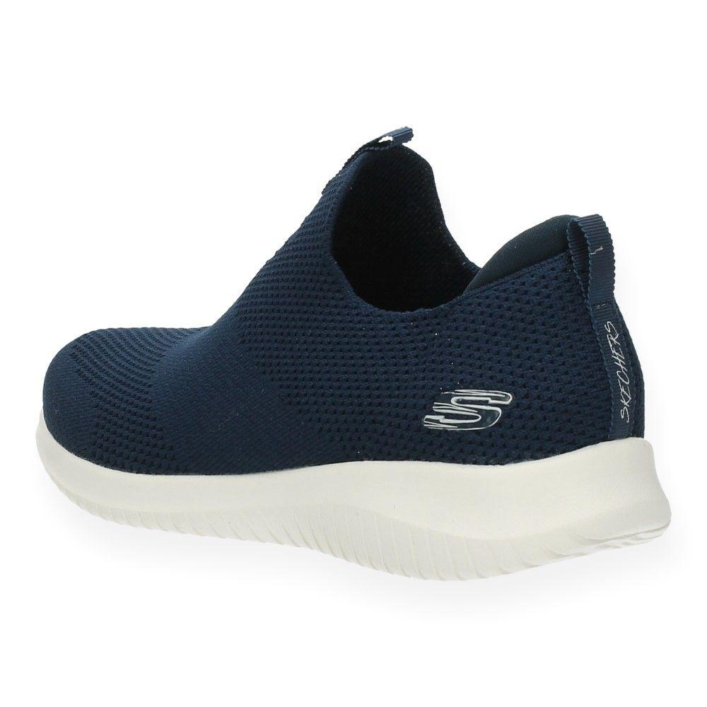 Skechers Slip Van Blauwe ons Blauw Navy PNw8nymOv0