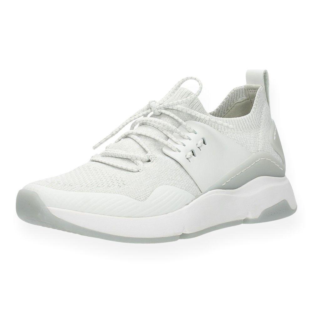 Haan Van Cole Witte Sneakers Wit ZiPXuk