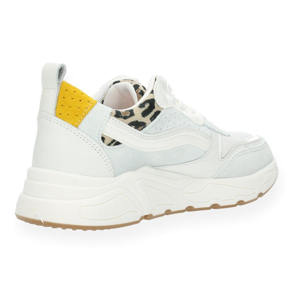 Sneakers Ice Van Hot Wit Witte 0PnOwk8