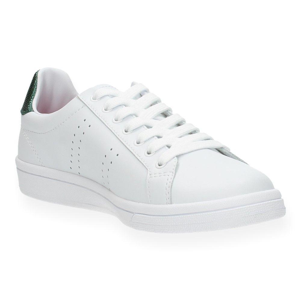 Sneakers Fred Van Wit Perry Witte OkP0wn